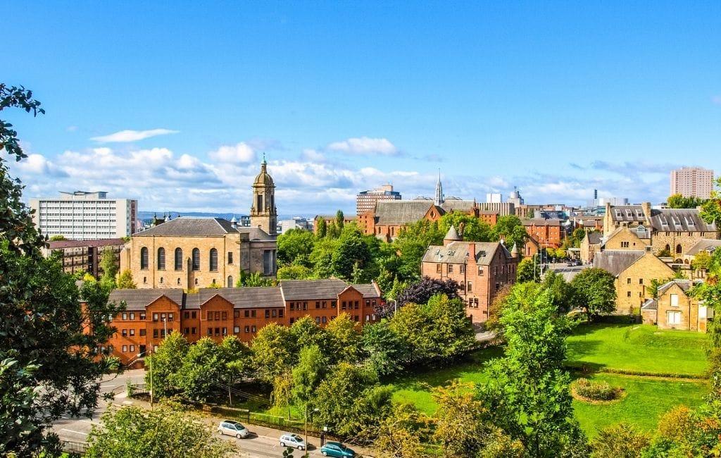 Glasgow, Ecosse
