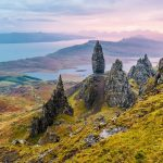 The old man of Storr, Ecosse